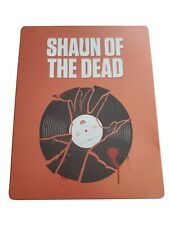 Shaun of the Dead (Blu-ray Disc, Limited Edition Steelbook) *Free Shipping*