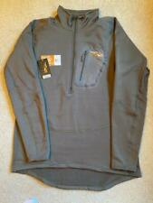 SITKA CORE HEAVY WEIGHT ZIP T SIZE XL PYRITE WITH TAGS