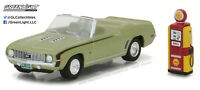 Greenlight 1:64 The Hobby Shop Series 1 1969 Chevrolet Camaro Convertible