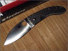 Spyderco C65CFP Bob Lum Nishijin Sprint Run Knife - DISCONTINUED - NEW IN BOX