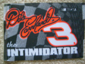 """NASCAR 4""""x6"""" CAR ANTENNA FLAG"""