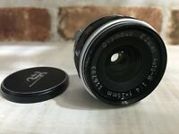 [Exc+++++] Olympus E.Zuiko Auto-W 25mm F4 Lens for PEN F FT FV from Japan #330