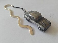 Honda S800 Coupe ref98  FULL CAR on a CURVED bookmark with cord