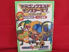Dragon Quest Monsters 2 guide book /Warrior,GB COLOR