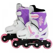Rollers et patins roses