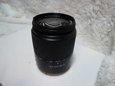 Used Sony 18-70mm f3.5-5.6 DT lens - free postage with front cap + filter