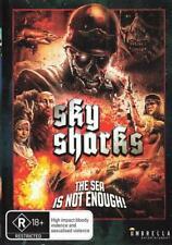 Sky Sharks - DVD Region 4