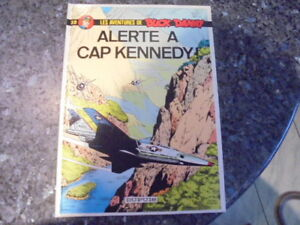 belle reedition buck danny alerte a cap kennedy