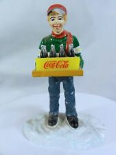 Coca Cola - Boy delivering Coke by the case