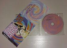 Single CD Velvet Lipps feat. Rose Zone - French Kiss  4 Tracks 1995 169