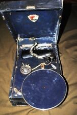 Old Russian gramophone (for spare parts) not working