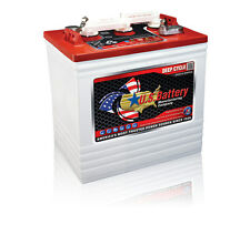 6V 232AH  US2200XC deep cycle battery for GOLF CARTS,  accept trade-ins