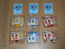 Bandai Digimon Tamers Batokoro Mini Greymon Agumon Veemon Guilmon Growlmon Set