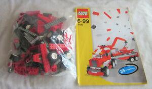 LEGO Creator 4100 Fahrzeug Set / Maximum Wheels