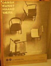 DEN PERMANENTE 1931-1956 / design / fonctionnalisme danois/ danish functionalism