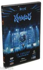KRANKED 5 In Concert; Mountain Bike Trick Jump Stunt Cycle Sports DVD Video NEW