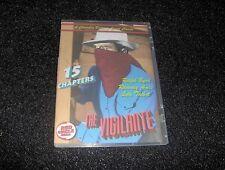 THE VIGILANTE CLIFFHANGER SERIAL 15 CHAPTERS 2 DVDS