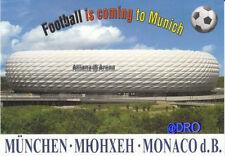 Allianz Arena + Bayern München + Hochglanz Postkarte #6