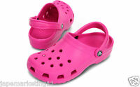 Crocs Adults Unisex Classic Cayman Clogs Now With New Colours & Sizing For 2017