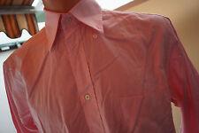 JACQUES BRITT Herren Hemd langarm klassisch edel Anzug Gr.15,5/ 39 rosa pink #42