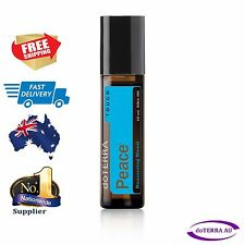 doTERRA Peace Touch Essential Oil 10ml Reassuring Blend Calm Rest Sleep Anxiety