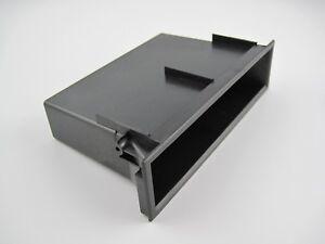 For Honda Radio Pocket Storage Single Din Installation Mount Trim dash Kit Tray
