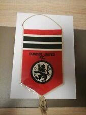 Wimpel  FC Dundee United - Sparta Prag 1970 / 71   Uefacup Sparta Praha
