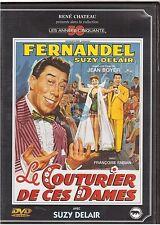 DVD LE COUTURIER DE CES DAMES fenandel rene chateau suzy delair jean boyer