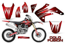 HONDA CRF 150 R CRF150R 07-15 CREATORX GRAPHICS KIT DECALS COLD FUSION R