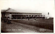 Hornsea photo. Bowling Green & Cafe by Thos. C. Wise, Hornsea.