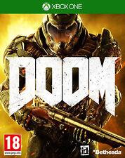 Doom ~ Xbox One (nuevo Y Sellado)
