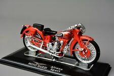 R&L Diecast: Cased Starline Moto Guzzi Airone Sport Red  Bike Motorbike