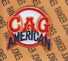 CHICAGO AMERICAN GIANTS NEGRO LEAGUES Professional Baseball 3 inch patch