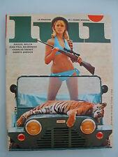 LUI N° 21 (1965) Raquel Welch, J.P.  Belmondo, Ch. Trenet, Darryl Zanuck  TBE