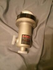 MKS vacuum valve NW16 KF16 153-0016K-24VDC  cleaned, rebuilt and tested