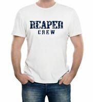 Herren Reaper Crew T-Shirt Geschenk