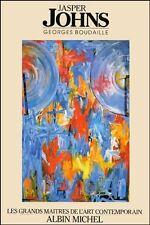 Jasper Johns par Georges Boudaille - sous blister