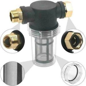 Garten Wasserfilter Vorfilter Filter Pumpe Kreiselpump  Hauswasserwerk 2-3 TAGE!