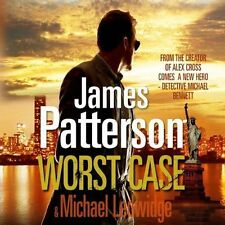 James PATTERSON / (MB03) __ WORST CASE          [ Audiobook ]