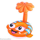 Inflatable Clown Fish BABY Seat Pool FLOAT Colorful CANOPY SHADE SAFE Toys 34092