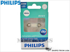 NEW! PHILIPS 6418W ULTINON LED WHITE BULB 6418ULWX1 | PACK OF 1
