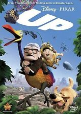 Up (DVD, 2009) Animated, Kids, Family,Adventure NOW SHIPPING !