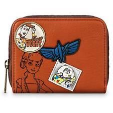 Nwt Disney Toy Story 4 Wallet by Loungefly BoPeep Woody Buzz Lightyear Bo Peep