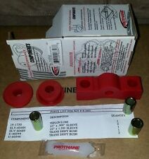 8-1602 PROTHANE D-SERIES HONDA SOHC URETHANE SHIFT LINKAGE BUSHINGS 5 SPEED RED