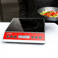 Avantco ICBTM-20 Countertop Induction Range/Cooker 120V, 1800W