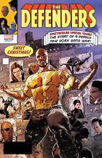 DEFENDERS #6 Kudranski Homage Lenticular Variant Marvel Legacy NM+ Avengers 16