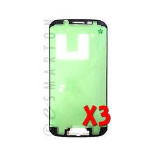3X LCD Pre-Cut Tape Adhesive Sticker For Samsung Galaxy S6 Edge G925 USA