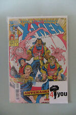 5.5 FN- FINE-  X-MEN  # 282  GREEK EURO VARIANT WP YOP 1997