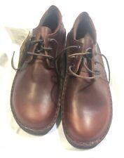 Womens Naot Oxford Brown Shoes Sz 10 41
