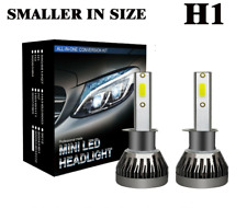 8000LM Canbus Error Free LED Headlight Kits Hi/Lo Power 6000K White Bulb Bulbs